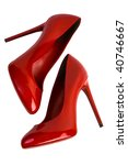 Red High Heel Women Shoes....