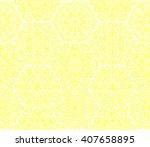 Unusual Flourish Yellow...