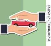 illustration design of... | Shutterstock .eps vector #407692999