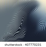 abstract image  colorful...   Shutterstock . vector #407770231