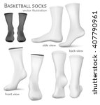 Basketball Socks. Fully...