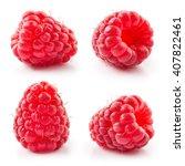 raspberry. fresh berry isolated