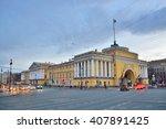 St. Petersburg  Russia  Octobe...