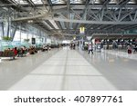 bangkok  thailand   june 19 ...   Shutterstock . vector #407897761