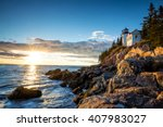 Bass Harbor Lighthouse At...
