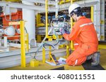 electrical and instrument... | Shutterstock . vector #408011551
