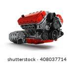Automotive Engine Gearbox...