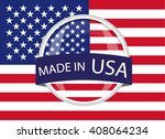 made in usa | Shutterstock .eps vector #408064234