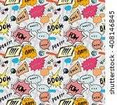 seamless pattern background... | Shutterstock .eps vector #408146845