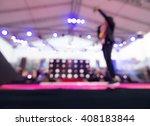 live concert blurred for...   Shutterstock . vector #408183844