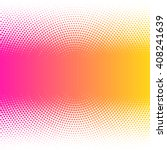 abstract colorful halftone dots ... | Shutterstock .eps vector #408241639