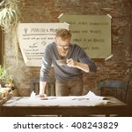 business corporate enterprise... | Shutterstock . vector #408243829