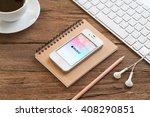 chiangmai  thailand  april 20 ... | Shutterstock . vector #408290851
