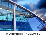 business buildings architecture ... | Shutterstock . vector #40829950