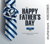 Father'  S Day Card Design.