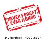 vector illustration of a stamp... | Shutterstock .eps vector #408365137