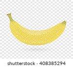 abstract creative concept... | Shutterstock .eps vector #408385294