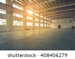empty warehouse | Shutterstock . vector #408406279