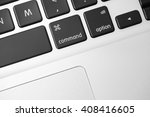 keyboard close up | Shutterstock . vector #408416605