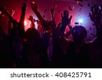 disco fun | Shutterstock . vector #408425791