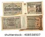 collectibles coins banknotes... | Shutterstock . vector #408538507