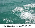 the movement of water is... | Shutterstock . vector #408593305