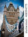 tower bridge | Shutterstock . vector #408594775