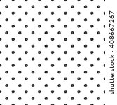 vector seamless pattern with... | Shutterstock .eps vector #408667267