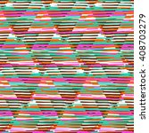 bright colorful stripes.... | Shutterstock .eps vector #408703279