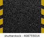 asphalt road surface vector... | Shutterstock .eps vector #408755014