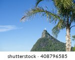 Corcovado Mountain Christ The...