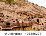 Longmen Grottoes   Dragon's...
