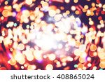 abstract blurred and silver... | Shutterstock . vector #408865024
