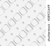 seamless square pattern. vector ... | Shutterstock .eps vector #408921649