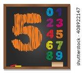 vector 3d illustration of... | Shutterstock .eps vector #408922147