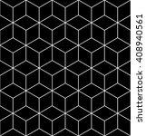 vector modern seamless sacred... | Shutterstock .eps vector #408940561