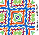 Abstract Fractal Kaleidoscopic...