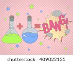 colorful vector illustration... | Shutterstock .eps vector #409022125
