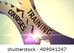 training courses on mechanism... | Shutterstock . vector #409041247