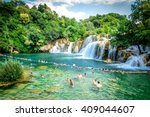 Krka National Park  Croatia  ...