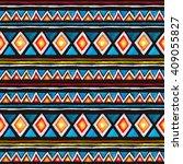 Tribal Pattern. Seamless...