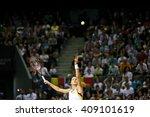 cluj napoca  romania   april 16 ... | Shutterstock . vector #409101619