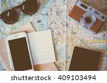 Travel Planning With Map ...