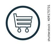 vector illustration of shopping ...