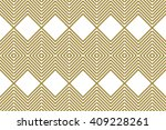 gold color seamless pattern of...   Shutterstock .eps vector #409228261