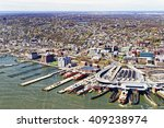 Aerial View Of Staten Island S...