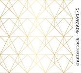 golden texture. seamless... | Shutterstock .eps vector #409269175