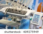 dental equipment | Shutterstock . vector #409275949