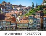 porto  portugal  21 may 2015... | Shutterstock . vector #409277701