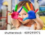 school. | Shutterstock . vector #409295971
